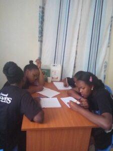 CFG hilft jungen Frauen in der Ausbildung